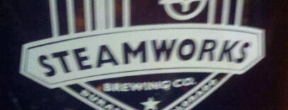 Steamworks Brewing Company is one of Colorado Breweries.