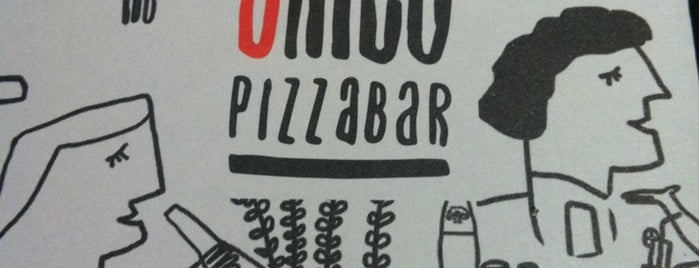 Único Pizzabar is one of Bares.