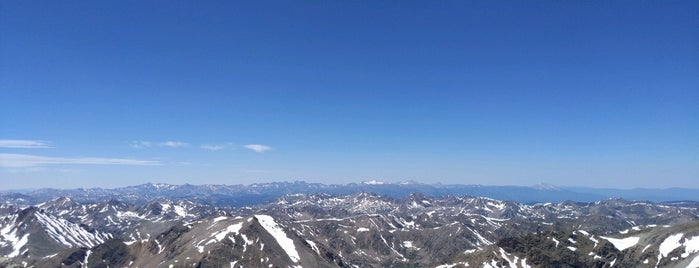 Mt. Massive Peak is one of 14ers.