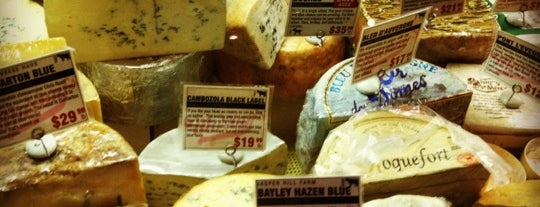 Murray's Cheese is one of NYC 🗽.