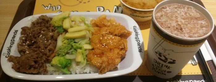 Cooking Panda is one of Delish!.