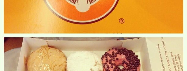 J.CO Donuts & Coffee is one of Recommended.