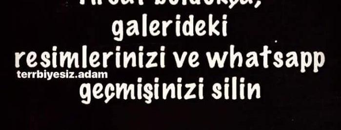 Türkiye İş Bankası A.Ş. is one of Lieux qui ont plu à Mehmet Ali.