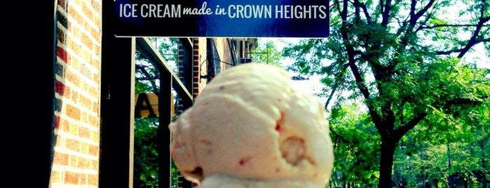 Brooklyn Bell's The Local is one of ICE CREAM IN NYC.