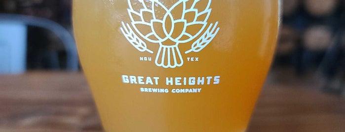Great Heights Brewing Company is one of Chuck'un Beğendiği Mekanlar.