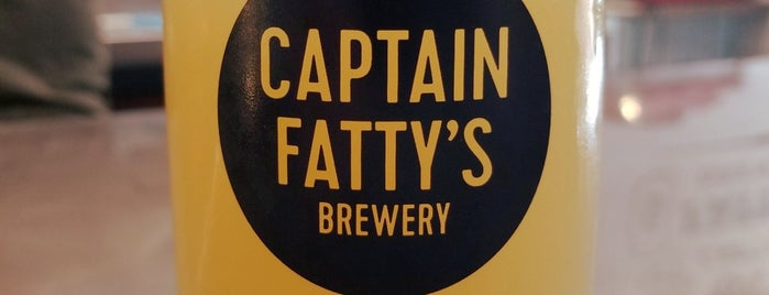 Captain Fatty's Craft Brewery is one of Lieux qui ont plu à Priscilla.