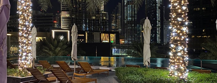 Address Boulevard is one of Dubai's must places.