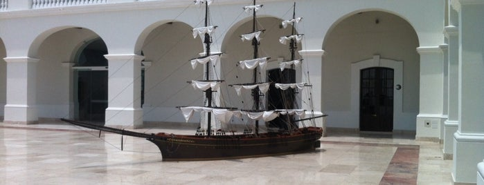 Museo Histórico Naval is one of VeraCruz.