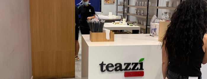 Teazzi is one of デザート.