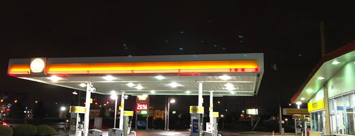 Shell is one of Pick Gas Stations.