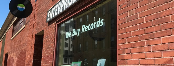 Enterprise Records is one of Portland Summer 16.