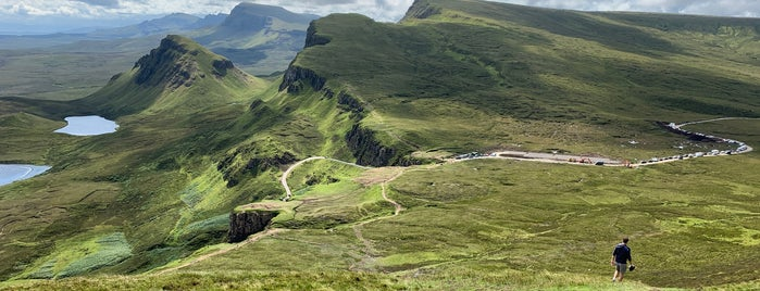 The Quiraing is one of Scotland.