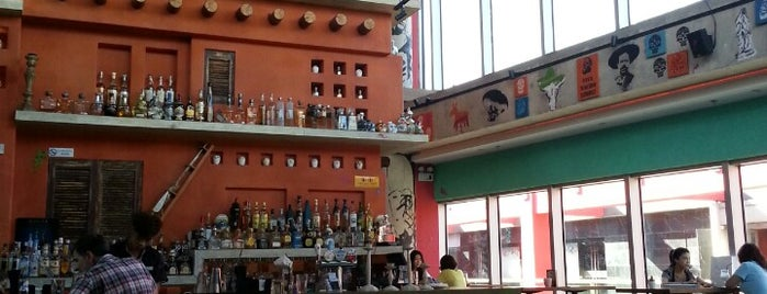 Cantina Agave 龙舌兰小馆 is one of Lieux qui ont plu à PP1165.