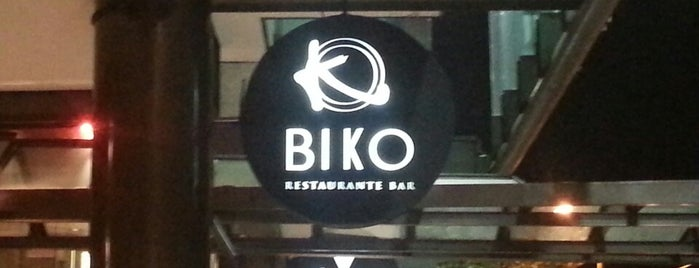 Biko is one of MEX DF.