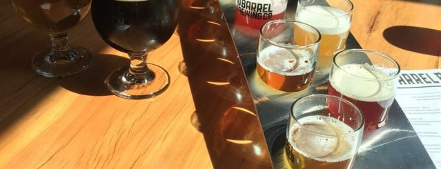 10 Barrel Brewing is one of Portland/Oregon.