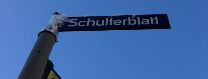 Schulterblatt is one of Alles in Hamburg.