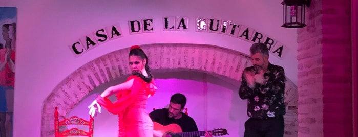 Casa de la Guitarra is one of Sevilla.