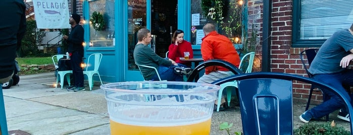 Pelagic Beer and Wine is one of Raleigh-Durham.