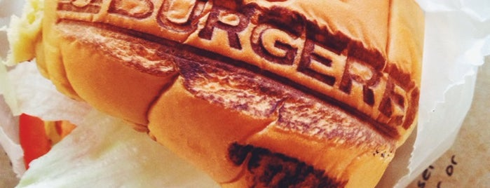 BurgerFi is one of Posti che sono piaciuti a Kyle.