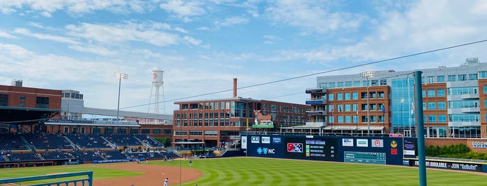 Bull Durham Beer Company is one of NC Craft Breweries.