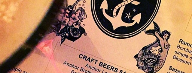 The Anchor Bar is one of Raleigh best.