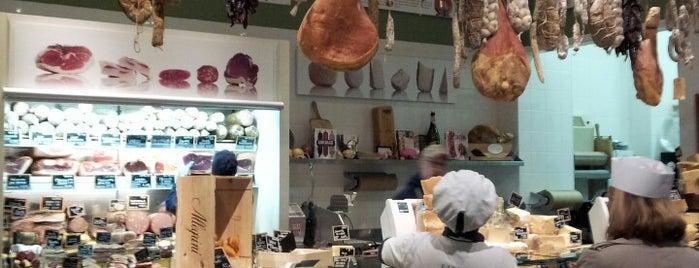 Eataly Flatiron is one of Flatiron Eateries.