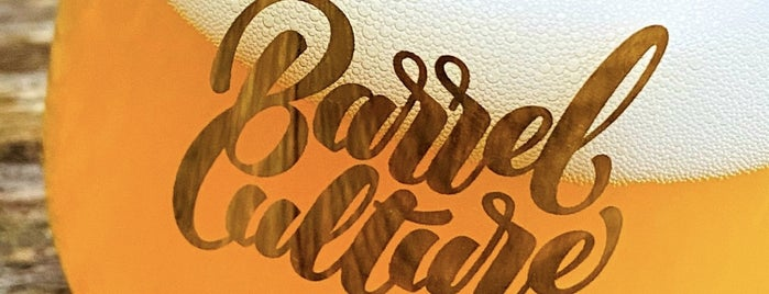 Barrel Culture Brewing and Blending is one of Posti che sono piaciuti a Arnaldo.