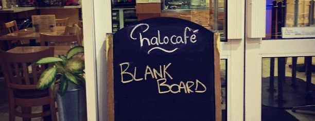 Halo Café is one of Elsewhere.