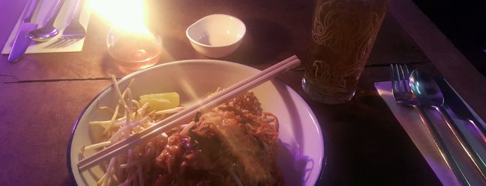 Thai Rice is one of Tiziana: сохраненные места.