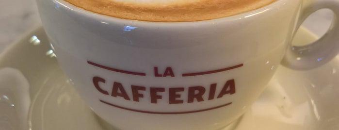 La Cafferia is one of Dorcas'ın Beğendiği Mekanlar.