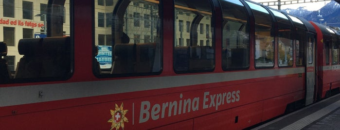 Bernina Express is one of Euro 2017.