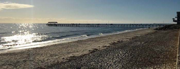 Henley Jetty is one of To Do Adelaide.