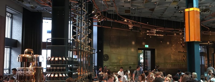 Starbucks Reserve Roastery is one of Mailand.