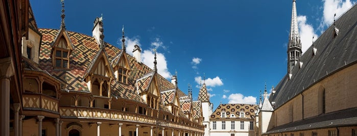 Hôtel-Dieu Hospices De Beaune is one of Lyon.