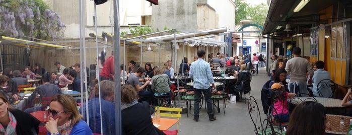 Marché des Enfants Rouges is one of Paris.