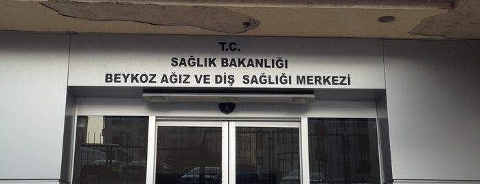 Beykoz Ağız ve Diş Sağlığı Merkezi is one of Tempat yang Disukai Halil.