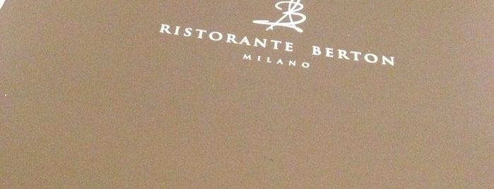 Andrea Berton is one of Milano.