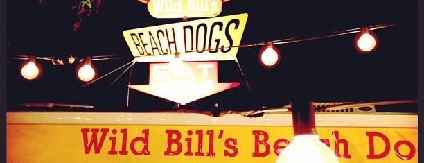 Wild Bill's Beach Dogs is one of Seaside.