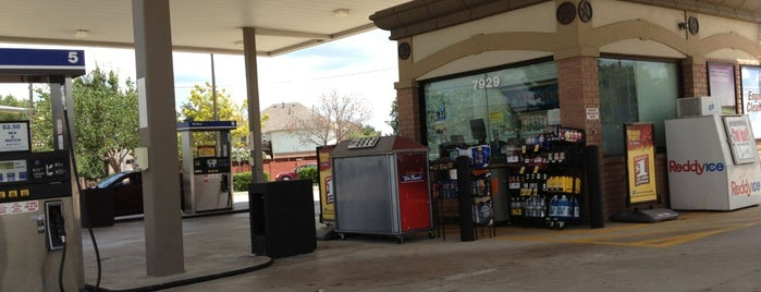 Tom Thumb Gasoline is one of al's Liked Places.