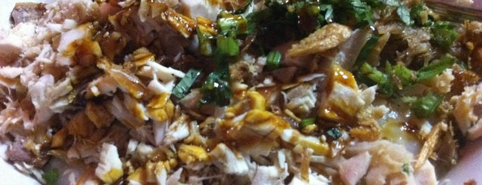 Bubur Ayam Special Barito is one of Foodism in Jakarta.