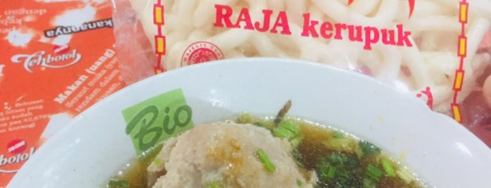 Bakso Kumis Lapangan Blok S is one of naniaさんのお気に入りスポット.