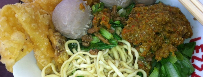 Mie Ayam Asun is one of 1 day grand indo, thamrin.