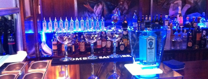 Velazquez Gin Club is one of OS RECOMIENDO.......