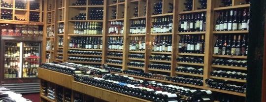 Central Wine & Spirit is one of NYC Wine Taste.