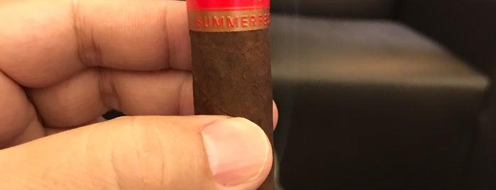 Davidoff of Geneva Brooklyn is one of Stevenson's Top Cigar Spots.