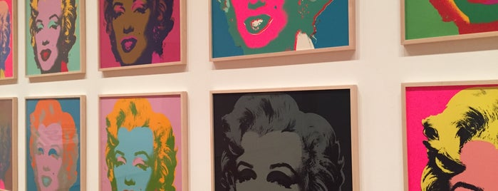 Museo de Arte Moderno (MoMA) is one of Top 20 Free Things to Do in NYC.
