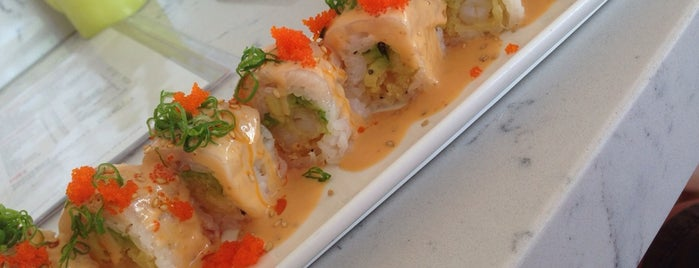 Summer Fish & Rice Sushi is one of dineL.A. 2014 - West LA.