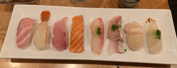 Yama Sushi & Izakaya is one of Tempat yang Disukai PDX.