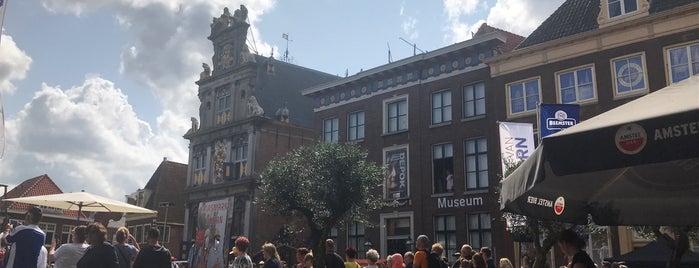 Westfries Museum is one of Bernard'ın Beğendiği Mekanlar.