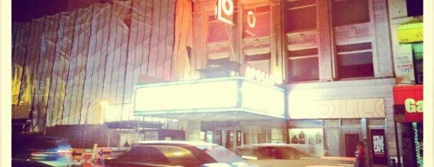 Harlem is one of Marvel Comics NYC Landmarks.